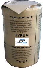 TEAR AID Type A Repair Patch 15cm x 15cm (Square) - Canvas, Sail, Kite, Pack
