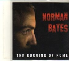 (DQ921) Norman Bates, The Burning of Rome - 2013 DJ CD