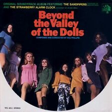 Beyond The Valley Of The Dolls Original Movie Soundtrack New Sealed Vinyl Lp
