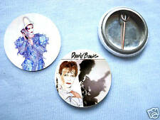 David Bowie-Set Of Two  Badges Mott The Hoople T.Rex