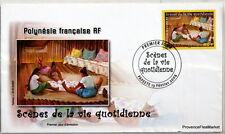 Yt 706  FDC premier jour POLYNESIE FRANCAISE