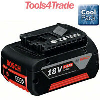Bosch 2607336815 18V 4.0Ah Li-Ion Professional Battery, Cool Pack 1600Z00038