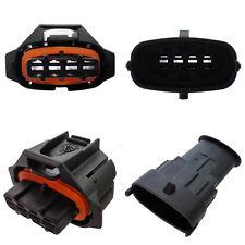 Pluggen auto - BOSCH DJB7046Y 4-pole (SET) connector plug car fcc tuning motor