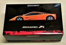 Minichamps 1:12 Scale Mclaren F1 1994 Road Car Die Cast. Accurate Scale Model.