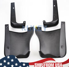 Pair For Acura TSX  2009-2014 Mud Splash Guard Flap Front Rear Mudguard Mudflaps