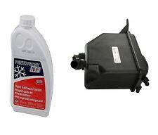 Engine Coolant Antifreeze + Radiator Reservoir Overflow Tank kit Bmw 5 6 Series