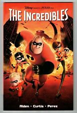 INCREDIBLES TPB Movie Adaption! 1st Edition 2005 Dark Horse Collects Issues #1-4