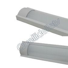 PLAFONIERA 48 LED 10W MONTAGGIO A SOFFITTO 220V LAMPADA LUCE BIANCA FREDDA 6500K