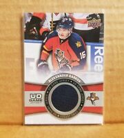 Aleksander Barkov 2015 UPPER DECK GAME JERSEY Card GJ-AB