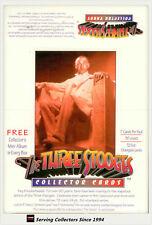 1997 The Three Stooges Trading Card Factory Box (30 pks + Album) x 2-Rare