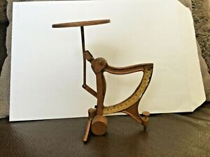 Vintage Post Office Pendulum Letter Weighing Scales