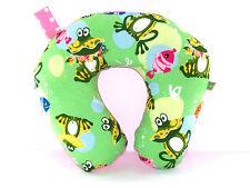 *Froschkönig *Nackenhörnchen ,Nackenkissen *Kinder ab 1-3 Jahren,*Handmade