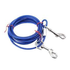 Dog Leash Rope Slip Lead Strong Training Pet Leads For Dogs Puppy FA