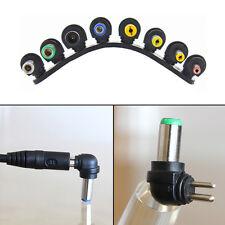 8x Universal Adapter Stecker für Labornetzteil Schaltnetzteil Trafo AC Netzteil