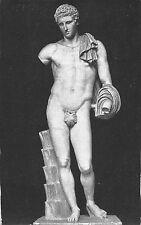 BR70717 mercur  vatican sculpture postcard italy