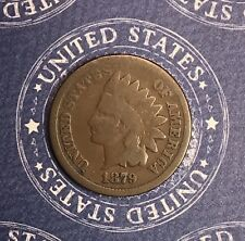 1879 INDIAN HEAD COPPER CENT. COLLECTOR COIN FOR YOUR COLLECTION.