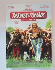 CARTE POSTALE FILM ASTERIX & OBELIX CONTRE CESAR