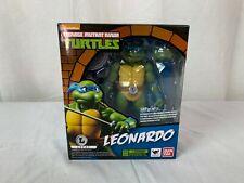 Bandai SH Figuarts Teenage Mutant Ninja Turtles LEONARDO  AUTHENTIC TMNT