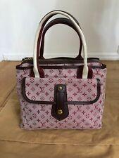 Louis Vuitton Pink Francoise Satchel bag