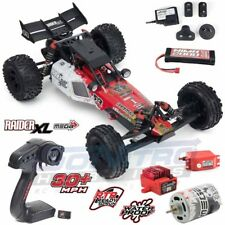 ARRMA 1/8 Raider XL Mega 2WD Desert Buggy Red/White RTR W/TTX300/Battery/Charger