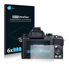 Olympus PEN E-P3,  6 x Transparent ULTRA Clear Camera Screen Protector