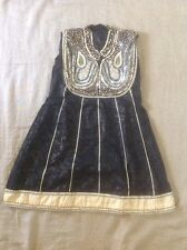 girls indian dress suit size(24)