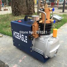 Portable High Pressure Air Compressor PCP airgun scuba rifle Electrical 220V Air