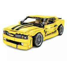 chevrolet Technic Series Style Building Blocks Car 558 Pieces