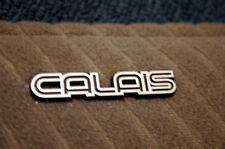 RARE HOLDEN VK VL CALAIS GLOVE BOX BADGE WITH LEGS X 1