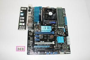 ASUS M5A99X EVO R2.0 SOCKET AM3 / AM3+ MOTHERBOARD + FX 6300 CPU + 8GB Ram