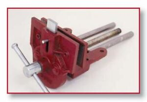 Dawn 175mm Standard Wood Vice with Woodworkers Peg - 60247