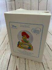 Disney Showcase Collection Precious Moments Ariel Musical Snow Globe FREE SHIP