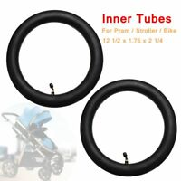 10x2.125inch Thickened Butyl Rubber Pneumatic Inner Tube Pram For Scooter S5W4