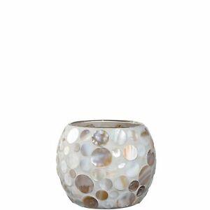 Leonardo Tischlicht APERITIVO  Mosaik Perlmutt Teelichtglas Teelichthalter