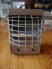 Vintage Markel Model 195 Neo-Glo Electric Heetaire Space heater Art Deco