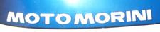 MOTO MORINI  CORSARINO  DECALCOMANIA - DECAL- STICKERS- MOTOR BIKE VINTAGE