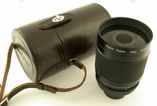NIKON Reflex-Nikkor 8/500 500 500mm F8 8 prime lens mint fast neu complete NKK