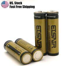 4PCS  ETSAIR 3000mAh-18650-Battery-3-7v-Li-ion-Rechargeable-Batteries