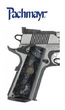 Pachmayr * 1911 Custom Series Black Pearl Grip * # 62000 New!