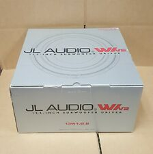 JL Audio 13W1V2-8 13.5-inch 8-ohm Subwoofer * BRAND NEW IN ORIGINAL PACKAGING