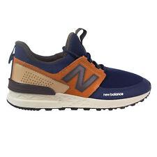 New Balance 574 Men's Shoes Pigment/Canyon MS574-DTX