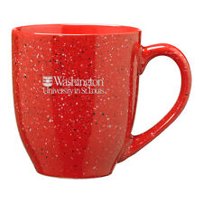 Washington University in St. Louis - 16-ounce Ceramic Coffee Mug - Red