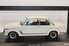 Minichamps 155026200  BMW 2002 TURBO  1973  weiss 1:18  NEU in OVP