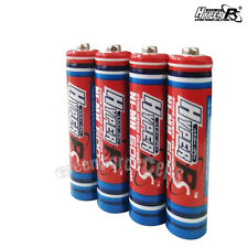 4 pcs AAA 600mAh 1.2V Volt Rechargeable Battery HyperPS For Camera RC Toys