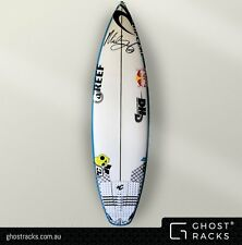 Surfboard Racks by Ghost Racks-NEW Vertical wall mount for single fin & thruster