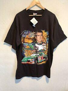 NEW VINTAGE 2001 Bobby Labonte Nascar Power Fast T-Shirt LARGE Gibbs Racing NWT