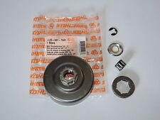 """1125 Stihl Kettenrad Ringkettenrad Kupplungstrommel Ritzel 3/8"""" MS340 MS360"""