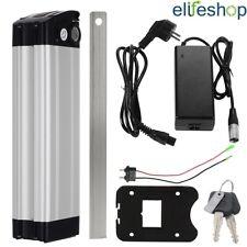 Fish 36V Batteria agli Ioni di Litio 36V 15Ah per Ebike + USB + Caricabatteria