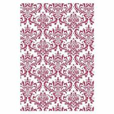 Stamperia A4 Mix Media Stencil –  Wallpaper KSG431 New