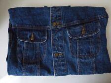 Wrangler Men's Denim Jacket Trucker Riders - Inside Pockets